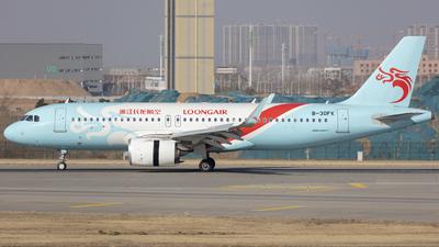 B-30FK - Airbus A320-251N - Loong Air