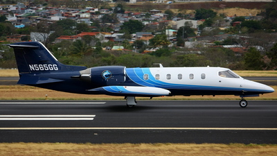 A picture of N565GG - Learjet 35A - [35501] - © Jorge andres solano sancho