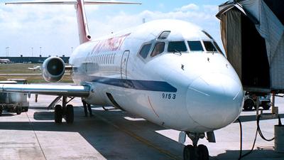 N8912E - McDonnell Douglas DC-9-14 - Northwest Airlines