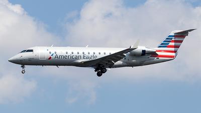 N462AW - Bombardier CRJ-200LR - American Eagle (Air Wisconsin)