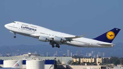 D-ABTE - Boeing 747-430(M) - Lufthansa