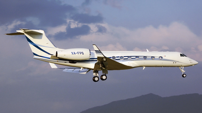 A picture of XAFPS - Gulfstream GVSP - [5127] - © Alex Zothique