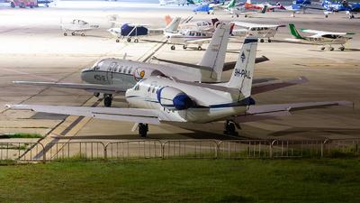 A picture of 9HPAL - Cessna 550 Citation Bravo - MalethAero - © Enrique Rubira