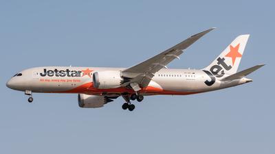 VH-VKE - Boeing 787-8 Dreamliner - Jetstar Airways