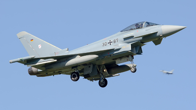 30-87 - Eurofighter Typhoon EF2000 - Germany - Air Force