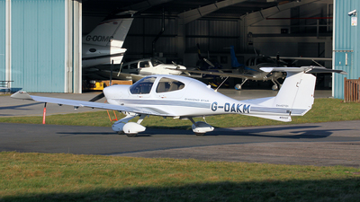 A picture of GDAKM - Diamond DA40D Diamond Star - [D4.222] - © DarrenWilson