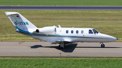 A picture of DITAN - Cessna 525 CitationJet CJ1 - [5250399] - © BaszB