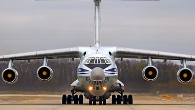 78820 - Ilyushin IL-76MD - Ukraine - Air Force