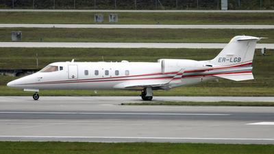ER-LGB - Bombardier Learjet 60 - Nobil Air