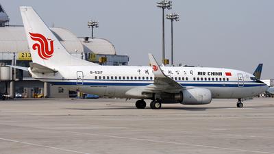 B-5217 - Boeing 737-79L - Air China