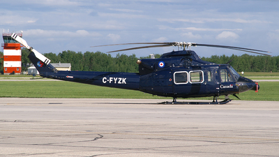 C-FYZK - Bell 412 - Allied Wings