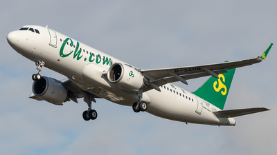 D-AXAF - Airbus A320-251N - Spring Airlines
