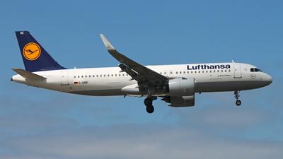A picture of DAINE - Airbus A320271N - Lufthansa - © Diogo Guimaraes