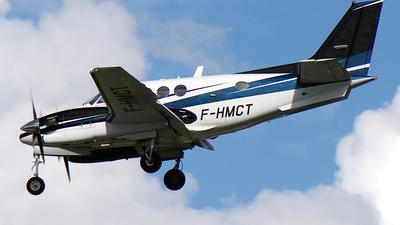 A picture of FHMCT - Beech C90GTi King Air - [LJ1935] - © Buzu