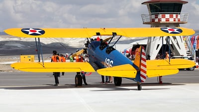 TC-OMS - Boeing A75N1 Stearman - Private