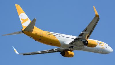 LV-HKS - Boeing 737-8AS - Flybondi