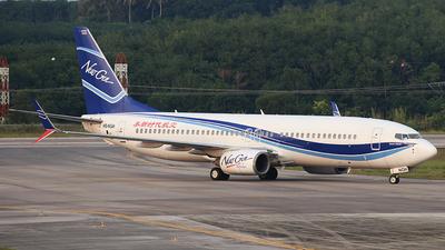 HS-NGH - Boeing 737-86N - NewGen Airways
