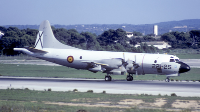 P.3-6 - Lockheed P-3A Orion - Spain - Air Force