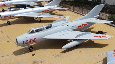 83959 - Shenyang JJ-6 - China - Navy
