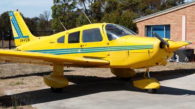 VH-PZN - Piper PA-28-161 Warrior II - Private