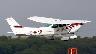 G-IFAB - Reims-Cessna F182Q Skylane II - Private