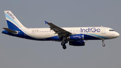 VT-IHA - Airbus A320-232 - IndiGo Airlines