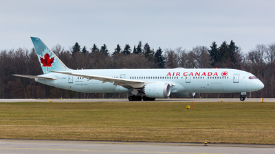A picture of CFGDT - Boeing 7879 Dreamliner - Air Canada - © Roland Brei - RFotomoments