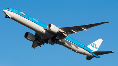 PH-BVG - Boeing 777-306ER - KLM Royal Dutch Airlines