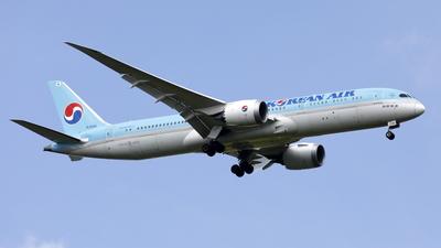 HL8082 - Boeing 787-9 Dreamliner - Korean Air