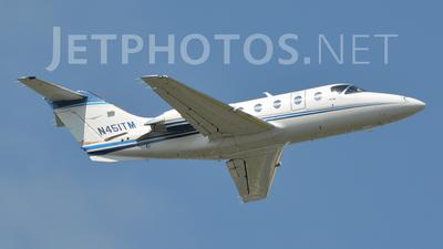 N451TM - Beechcraft 400A Beechjet - Private