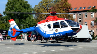 D-HONE - Eurocopter EC 135P2 - Germany - Police