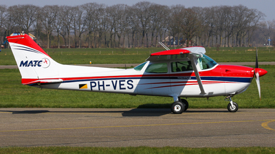 PH-VES - Reims-Cessna F172P Skyhawk II - Mission Aviation Training Center (MATC)