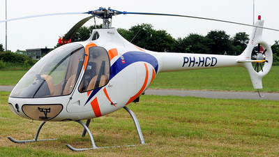 PH-HCD - Guimbal Cabri G2 - Helicentre