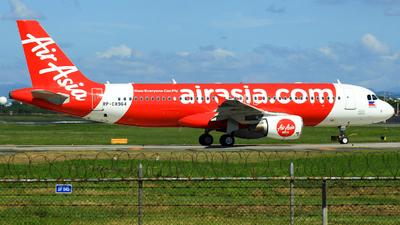 RP-C8964 - Airbus A320-216 - AirAsia Philippines
