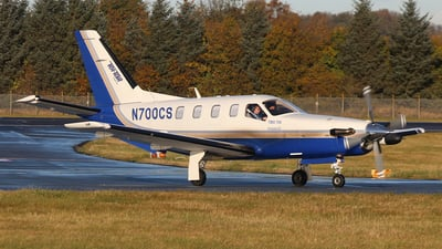 N700CS - Socata TBM-700 - Private