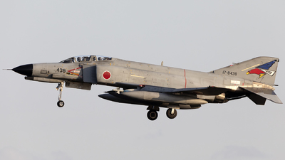 17-8438 - McDonnell Douglas F-4EJ Kai - Japan - Air Self Defence Force (JASDF)