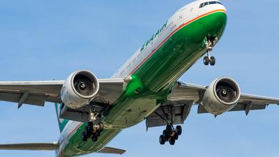 B-16719 - Boeing 777-36NER - Eva Air