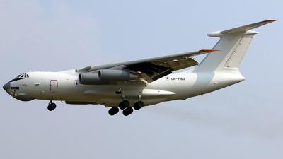 UR-FSD - Ilyushin IL-76TD - Fly Sky Airlines