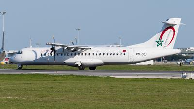 CN-COJ - ATR 72-212A(600) - Royal Air Maroc (RAM)