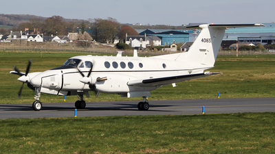 84-00165 - Beechcraft C-12U-3 Huron - United States - US Army