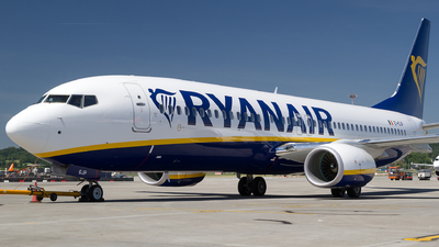 EI-GJP - Boeing 737-8AS - Ryanair