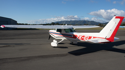 ZK-ELA - Cessna 152 II - Kapiti Districts Aero Club