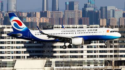 B-305N - Airbus A320-251N - Chongqing Airlines