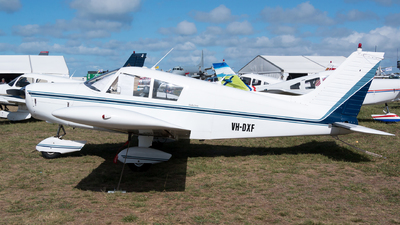 VH-DXF - Piper PA-28-140 Cherokee Cruiser - Private