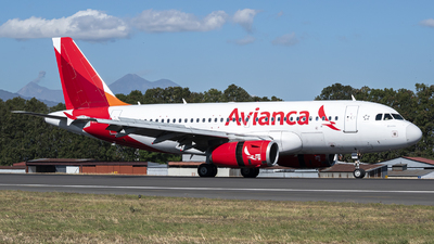 A picture of N520TA - Airbus A319132 - Avianca - © Juan Manuel Galvez