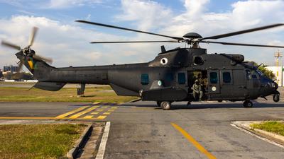 EB5011 - Helibrás HM-4 Super Puma - Brazil - Army
