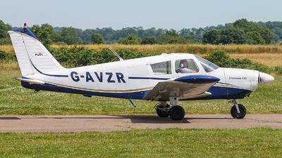G-AVZR - Piper PA-28-180 Cherokee - Private