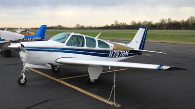 N7978M - Beechcraft C33A Debonair - Private