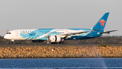 A picture of B20D7 - Boeing 7879 Dreamliner - China Southern Airlines - © Rory Delaney