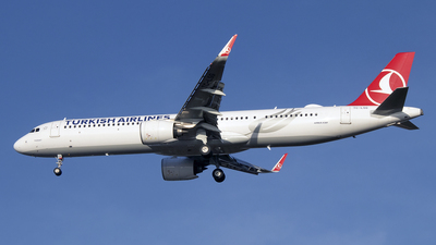 A picture of TCLSG - Airbus A321271NX - Turkish Airlines - © Paul Spijkers